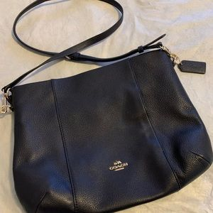 Coach cross purse